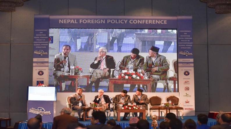 NFPC sessionIII on Scrutinizing Nepal Presence in Regional and International Fora