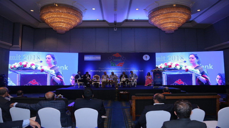 Session IV on Redefining Nepal & India Relations in the 21st Century The Real New Normal