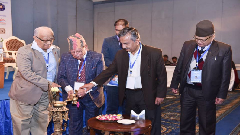Inaguration of NFPC Revisiting Nepal Foreign Policy in Contemporary Global Power Structure