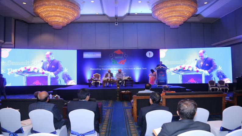 Closing Ceremony of Nepal-India Think Tank Summit 2018